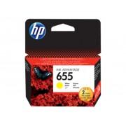 HP CZ112AE No.655 yellow tintapatron (eredeti)