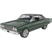 "Revell Monogram 1: 25 Escala Kit de modelo de plástico ""Foose 67 Dodge Coronet"