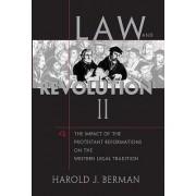 Law and Revolution II by Harold J. Berman
