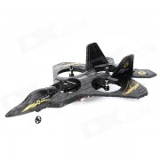 SH-6048 2,4 GHz 4-CH Quadcopter F22 Fighter w / Gyro