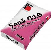 Baumit C16 - Şapă de ciment în aderenţă