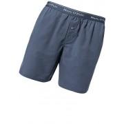 Marc O' Polo Herren Schlafanzug Bermuda Baumwoll-Mix dunkelblau blau,blau