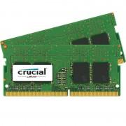 Memorie laptop Crucial 16GB DDR4 2400 MHz CL17 Dual Channel Kit
