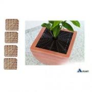 A-Plast Osłona doniczki regulowany rozmiar 4-50cm, A-PLAST