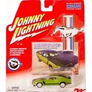 2000 - Playing Mantis - Johnny Lightning - Mustang 40th Anniversary - #11 / 1970 Ford Mustang Boss 3