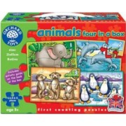 Puzzle Orchard Toys Animals