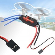 Generic 30A 5V MR.RC Brushless ESC Speed Controller Fr RC FPV QAV Aircraft Multirotor remote helicopter radio controlled A676