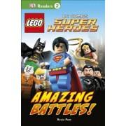 Lego DC Comics Super Heroes: Amazing Battles! by DK