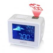 Dexford Radio Despertador con Proyector RAC 7000