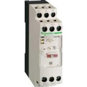 Releu temp. întârz. rev. - contact control - 0,05...1 s - 24 v c.a. c.c. - 2oc - Relee de temporizare - Zelio time - RE7RL13BU - Schneider Electric