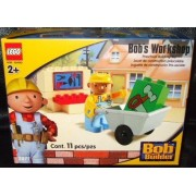 Lego Duplo Bob the Builder Bob's Workshop 3271