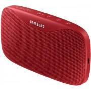 Boxa Portabila Samsung Level Box Slim EO-SG930CREGWW, Bluetooth, Rezistenta la picaturi (Rosu)