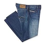 Diesel Men's Zatiny L.30 Pantaloni Bootcut Jeans
