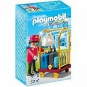 Комплект Плеймобил 5270 - Пиколо в хотел - Playmobil, 290838