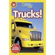 Trucks! by Wil Mara