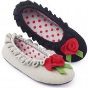 Papuci de casa ROX Merletto