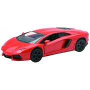 Newray 51053 - Car Lamborghini Aventador Lp 700-4, Scala 1:32, Die Cast, Arancione