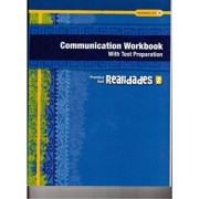Realidades Communication Workbook with Test Prep (Writing Audio Video Activities) Level 2 Copyright 2011 by Pearson Education