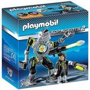 PLAYMOBIL Mega Masters Robo Blaster