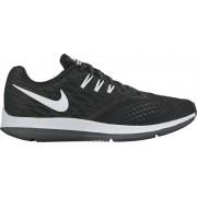 Nike Zoom Winflo 4 - scarpe running - uomo - Black/White