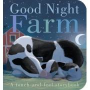 Good Night Farm by Patricia Hegarty