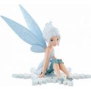 Figurina Bullyland WD Periwinkle Winterfairy - Peter Pan