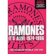 Ramones - It's Alive 1974-1996 (0603497048328) (2 DVD)