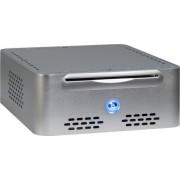 Carcasa Inter-Tech Q-5, 60W (Argintie)
