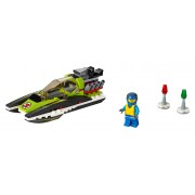 LEGO® City Barca de curse - 60114