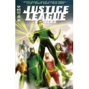 Justice League + Justice League Of America + Flash + Wonder Woman + Green Arrow : Justice League Univers N° 5 ( Juillet 2016 )