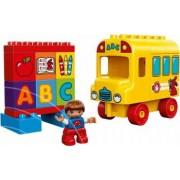 Set Constructie Lego Duplo My First Primul Meu Autobuz