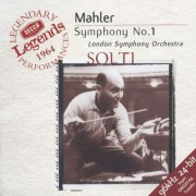 G Mahler - Symphony No.1 (0028945862224) (1 CD)