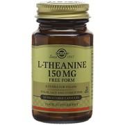 Solgar 150 mg L-Theanine Vegetable Capsules - Pack of 30