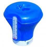 Úszó vegyszeradagoló beépített hőmérővel FFH 058