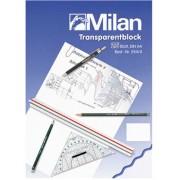 Bringmann 244/4 - Folia, carta trasparente A4, 25 fogli