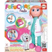 Educa păpușă Fofuchas medic veterinar Paula 17263