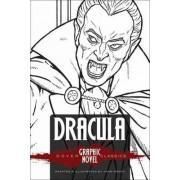 DRACULA (Dover Graphic Novel Classics) by Bram Stoker