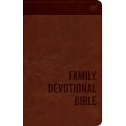 ESV Family Devotional Bible by Crossway Bibles