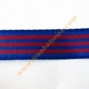 Lazo Azul Grana 10 mm (precio por metro)