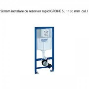 Sistem instalare cu rezervor rapid GROHE SL 1130 mm cal. I