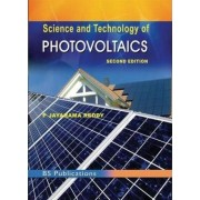 Science and Technology of Photovoltaics by P. Jayarama Reddy