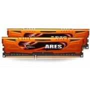 G.Skill 8 GB DDR3-RAM - 1600MHz - (F3-1600C9D-8GAO) G.Skill Ares-Serie Kit CL9