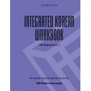 Integrated Korean Workbook: Intermediate 1 by Mee-Jeong Park