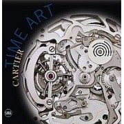 Cartier Time Art by Jack Forster