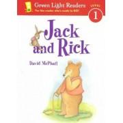Jack and Rick by David M McPhail