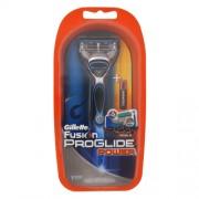 Gillette Fusion Proglide Power Rasierer für Männer Rasierer mit einer Klinge