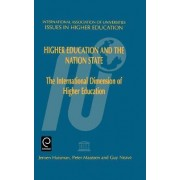 Higher Education and the Nation State by Jeroen Huisman