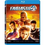 FANTASTIC FOUR BluRay 2005