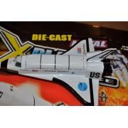 X-aviones de fuerza aérea-Jet(United States) con sistema de motor, nave espacial con sistema de anillas metal completa