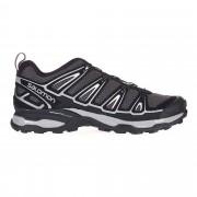 Salomon X Ultra 2 Herren Gr. 8½ - schwarz grau / autobahn/black/grey - Sportliche Hikingschuhe